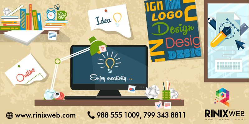 Being accepted as a professional logo designer company in visakhapatnam, and best Logo Designing in Visakhapatnam we focus on the quality work for our customers.When designing a logo for a company website we check for the kind of business that company is into. After having this initial information the multiple samples best suited according to the company businesses are prepared and given to the clients.