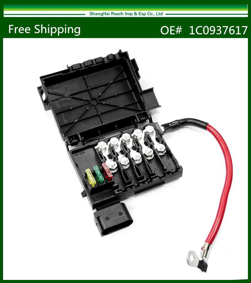 New Fuse Box For Volkswagen Golf Jetta Beetle 98 99 00 01 02 03