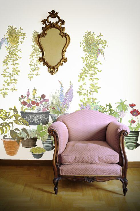 Plant Life Set 1 | Fabrics | Louise Body