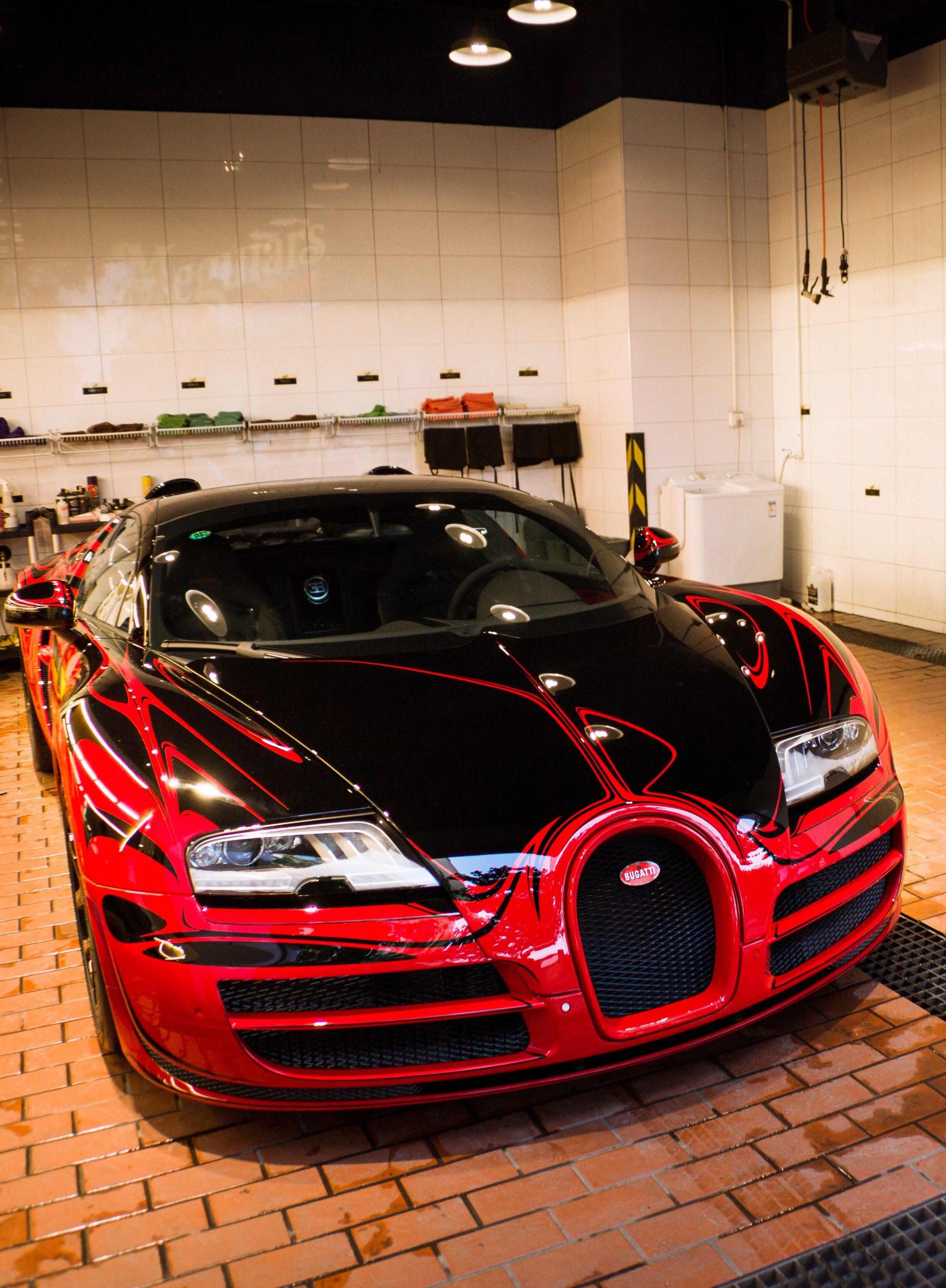 bugatti veyron l 39 or rouge dreamcars pinterest. Black Bedroom Furniture Sets. Home Design Ideas