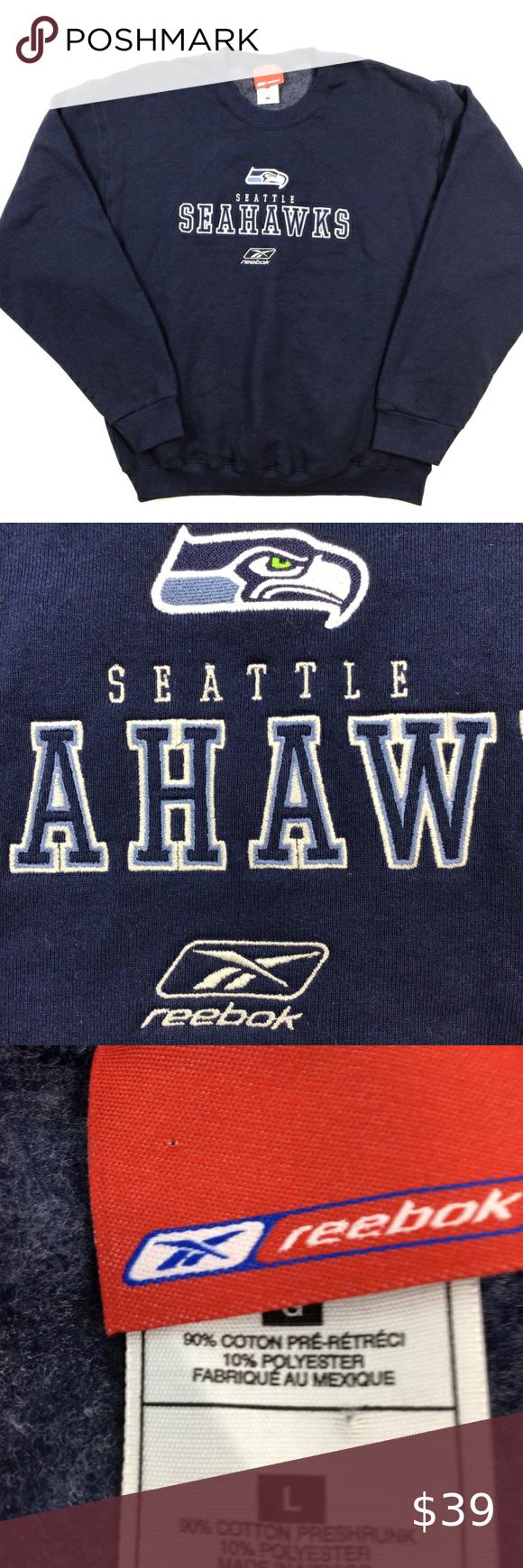 Predownload: Vintage Seattle Seahawks Crewneck Raiders T Shirt Vintage Reebok Patriots Hoodie [ 1740 x 580 Pixel ]