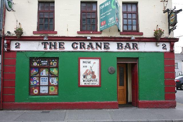 Image result for crane bar galway