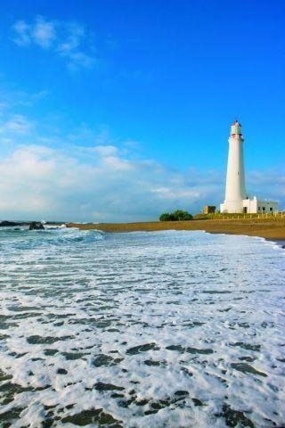 Faro La Paloma Uruguay Lighthouse Water Tower Around The Worlds