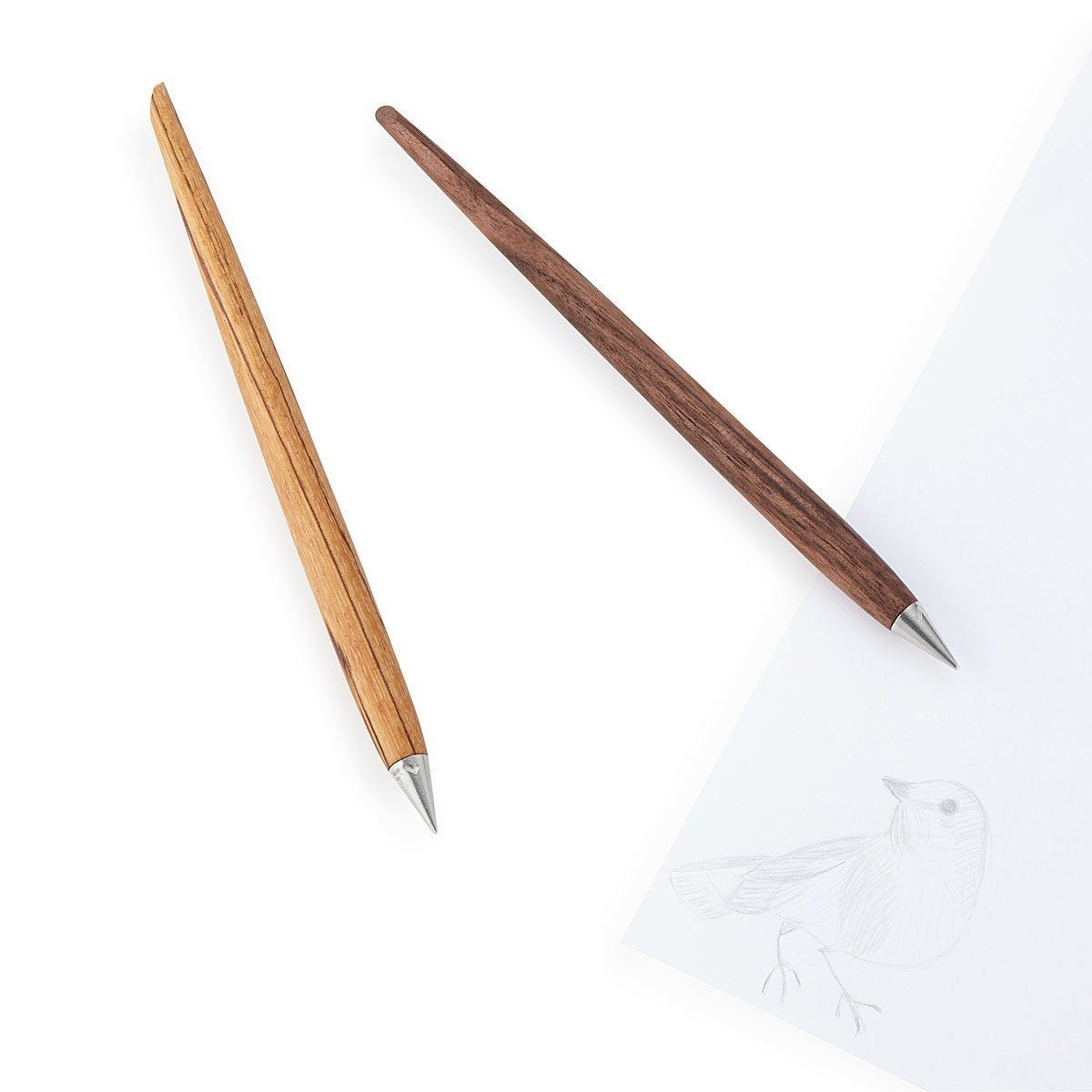 Wooden Inkless Pen