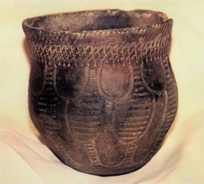 native american pottery history