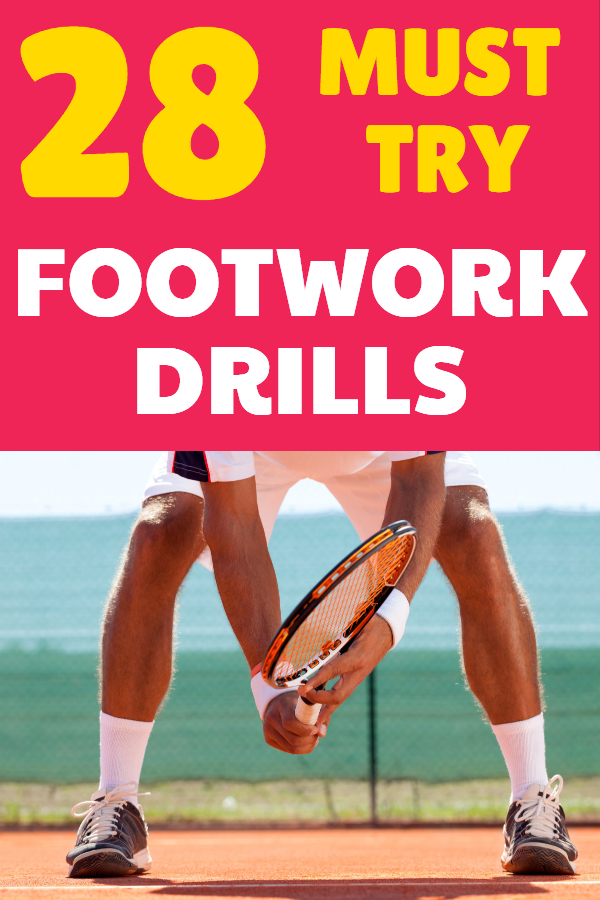 Tennis Footwork Drills Tennis Workout Training Tennis Drills Tennis Players