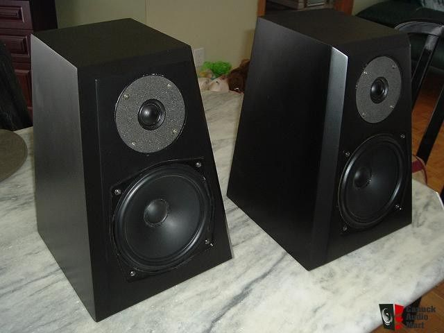 My original speakers were the superb for everything QLN One's. These are far better for all music than the Celestion SL-600 which are optimal for classical.
