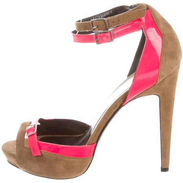 Pre-owned - Sandals Pierre Hardy Buy Cheap Largest Supplier mrXNQKR