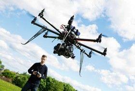 drone distance max