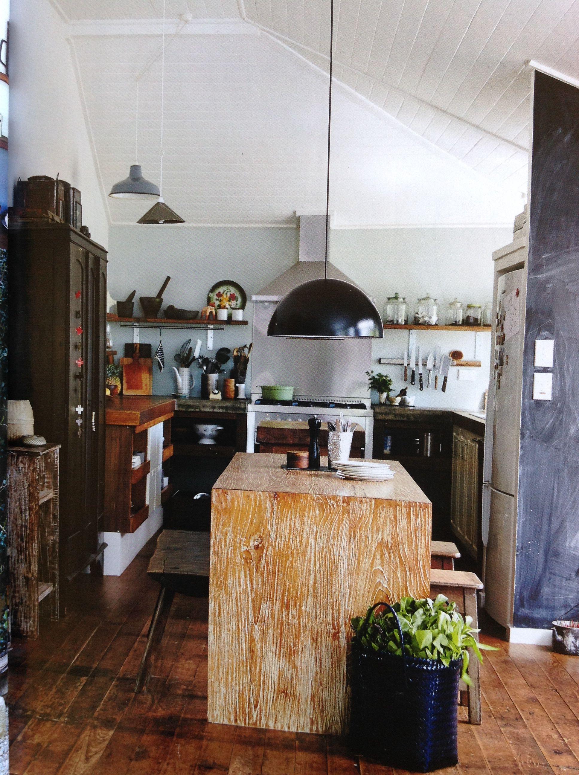 Fliss's kitchen