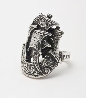 Flotsam & Jetsam  Spanish Galleon Ring