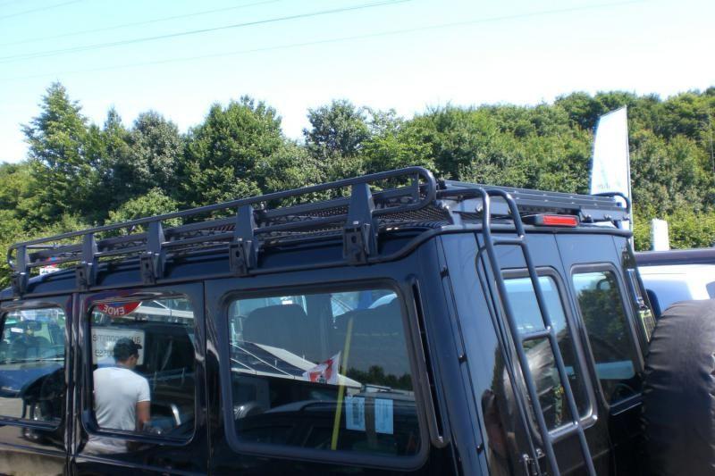 Mercedes Benz G Original Roof Rack Buscar Con Google