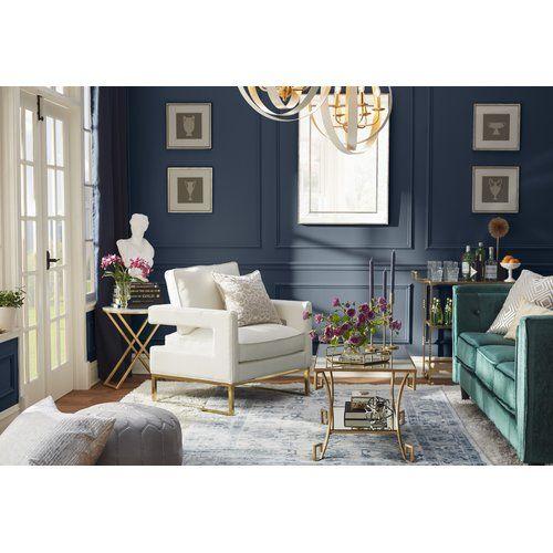 broadview power loomed navy blue area rug livingroom 2 0 rugs rh pinterest com