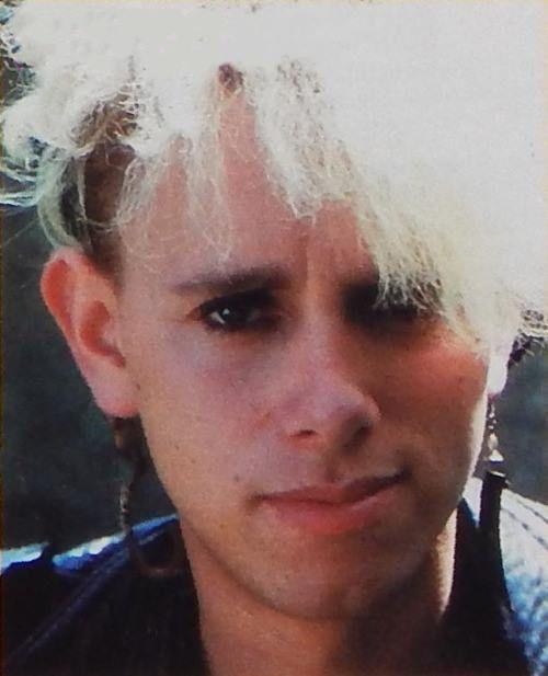 Dave Gahan 1985