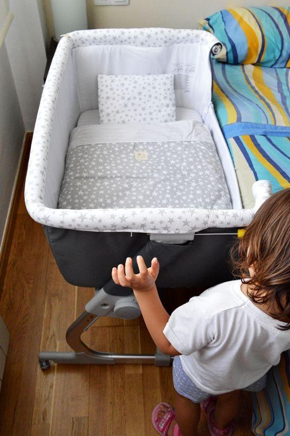 minicuna de colecho babyside de jané en bebé concept | cunas ...