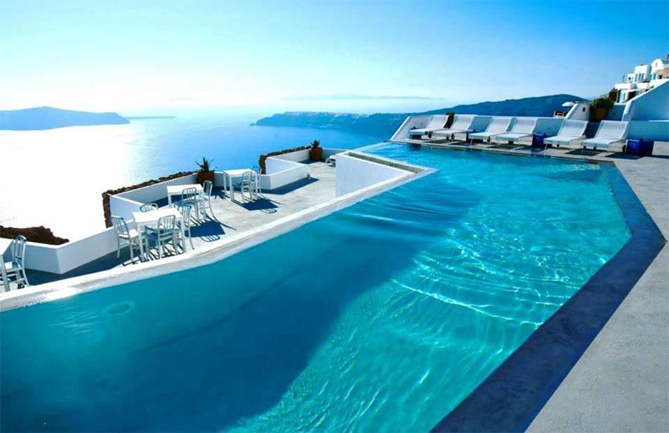#Santorini scene