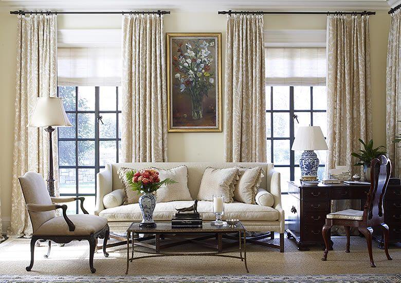 I Have Always Loved Atlanta Interior Designer Jacquelynne Aka Jackye  Lanhamu0027s Style. I Love Her Use Of Fine Antiques Mixed With Casual Fabr.