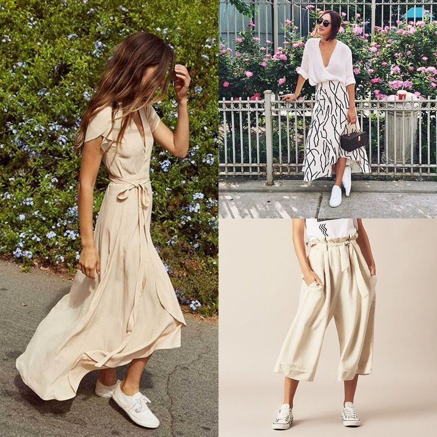 Tendências para a moda primavera verão 2019 Yacamim