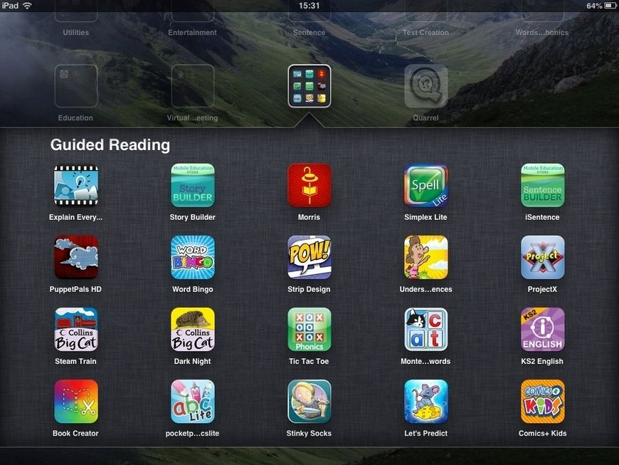 iPad and Guided Reading - Digital Classrooms