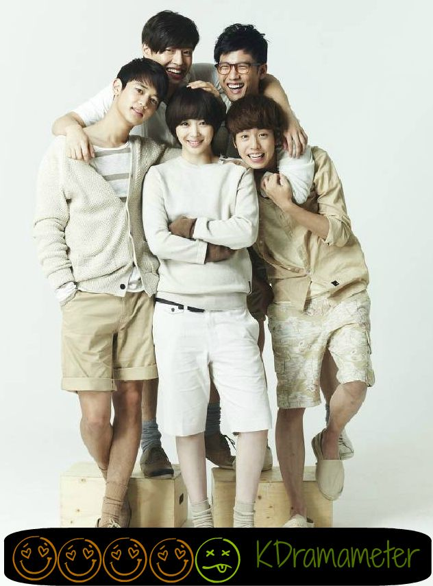 To The Beautiful You 2012 I Was Skeptical At First Because Of The Kpop Star Studded Cast And T Korean Drama Series Beautiful You Korean Drama Korean Drama