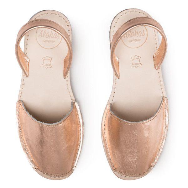Rose Gold - Alohas Sandals