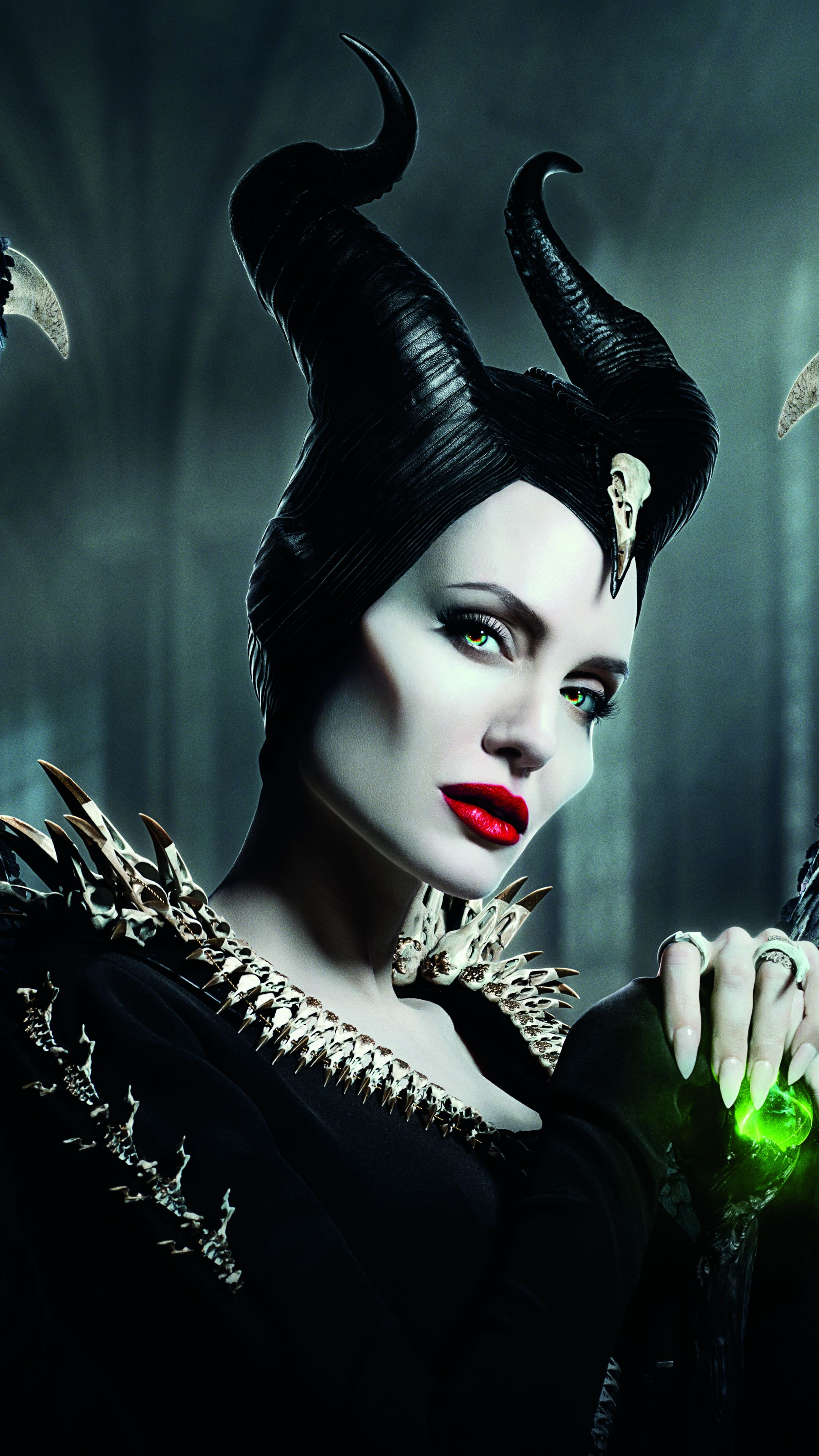 2160x3840 Maleficent Mistress Of Evil Witch Angelina