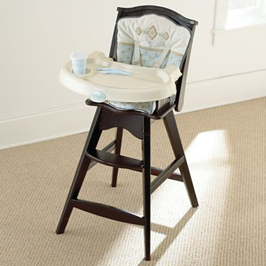 Carter S Wonder Wood High Chair Jcpenney Wood High Chairs
