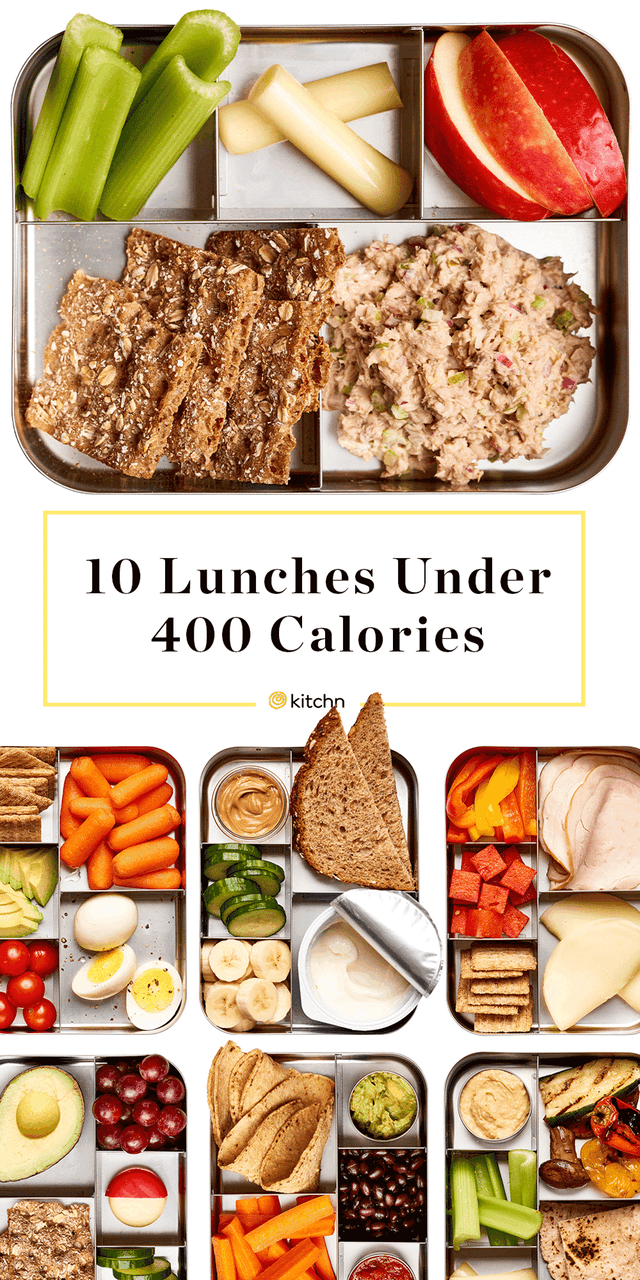 10 easy, healthy lunch ideas under 400 calories | take your lunch to