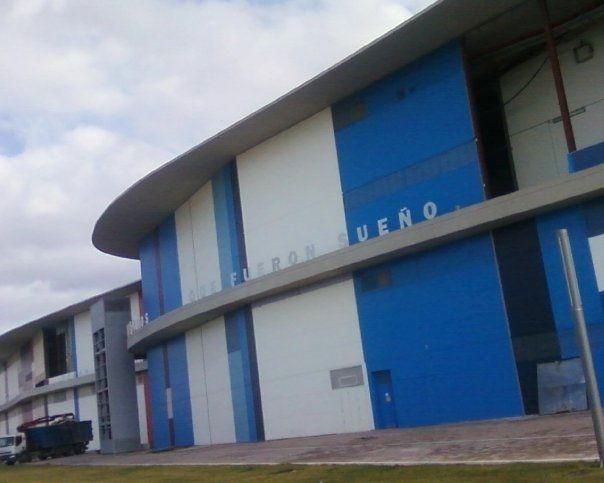 la Expo edificio de los pabellones