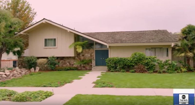 """The Brady Bunch"" House Through the Years Hooked on Houses"