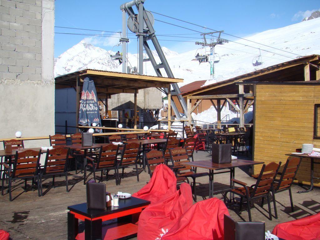 Gudauri Winter Capital for skiing, snowboarding
