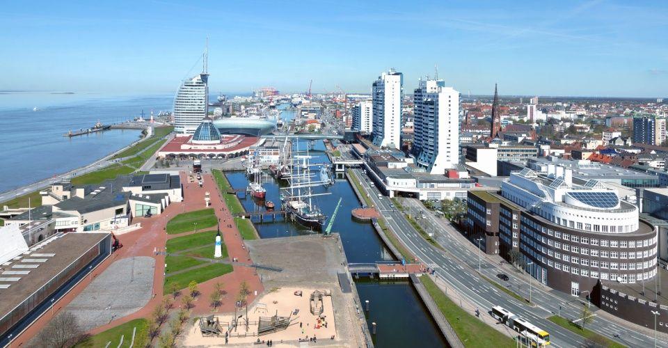 Deutsche Stadt Bremerhaven