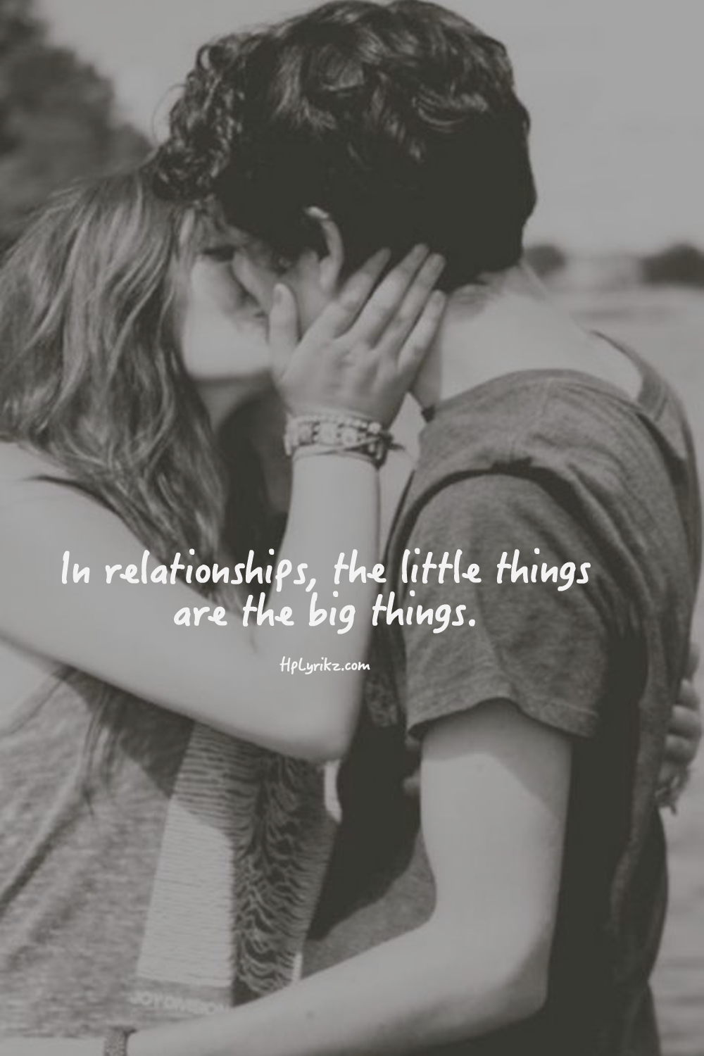 are the little things important in a relationship