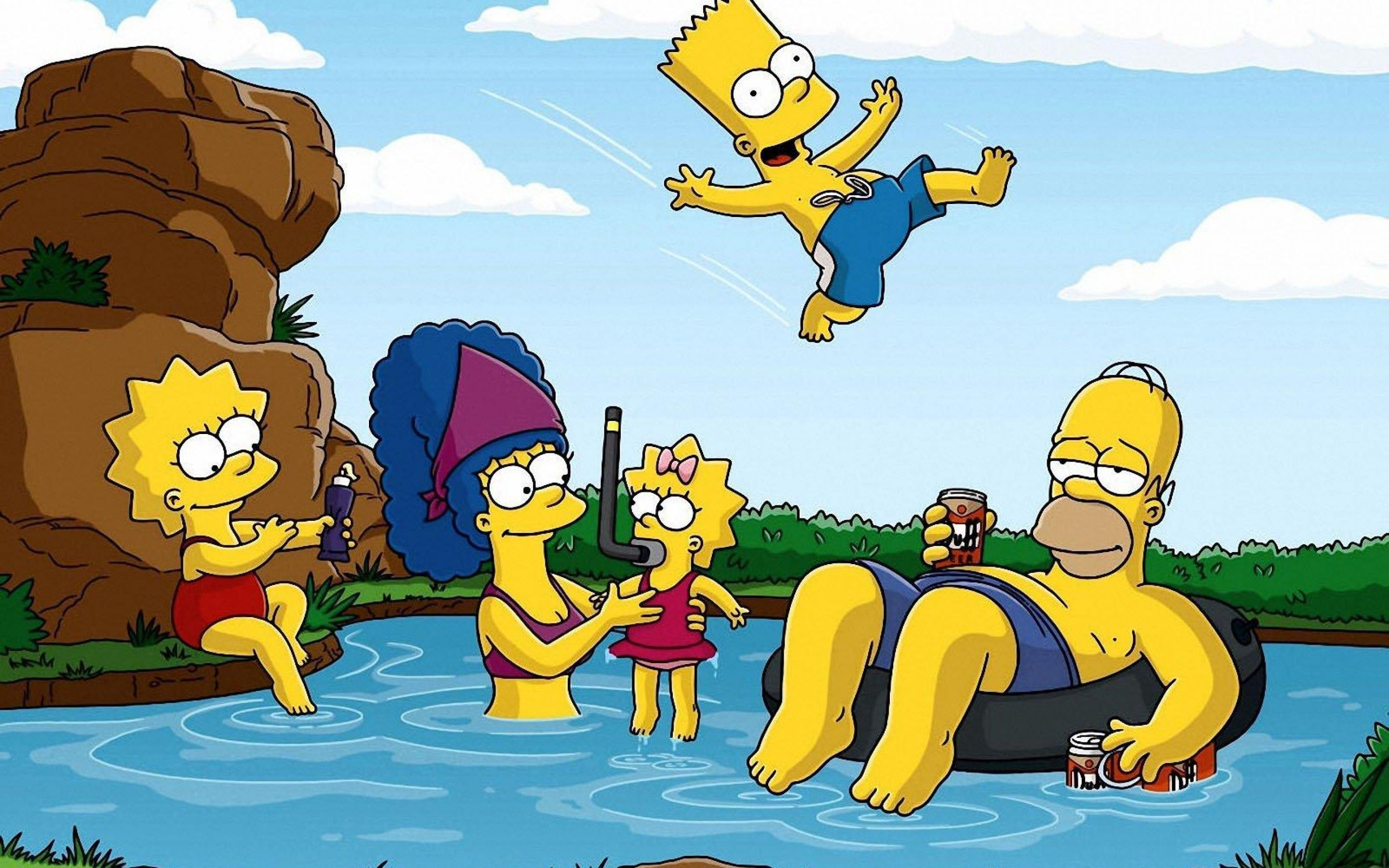 The Simpsons Wallpapers HD Wallpaper   HD Wallpapers ...