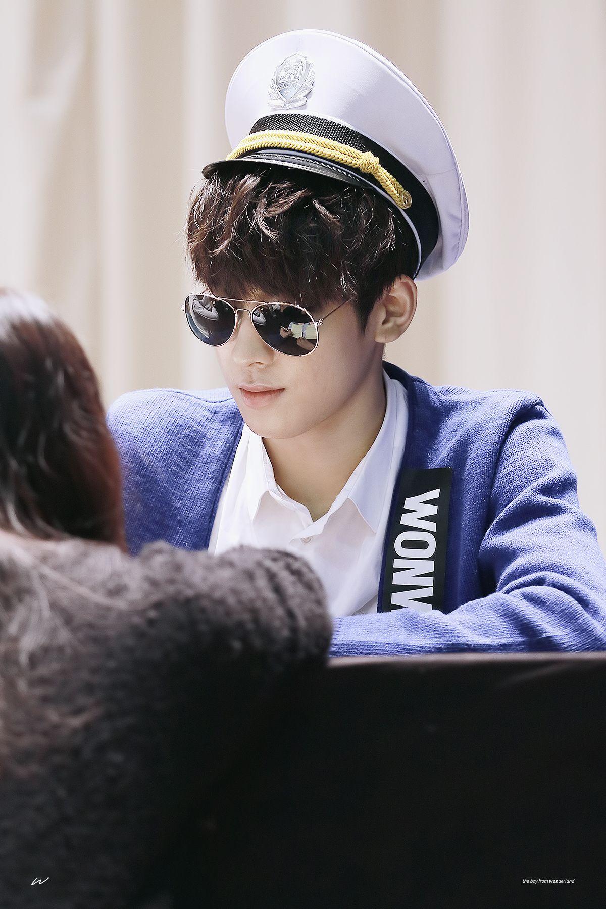 #Seventeen(세븐틴)#Wonwoo