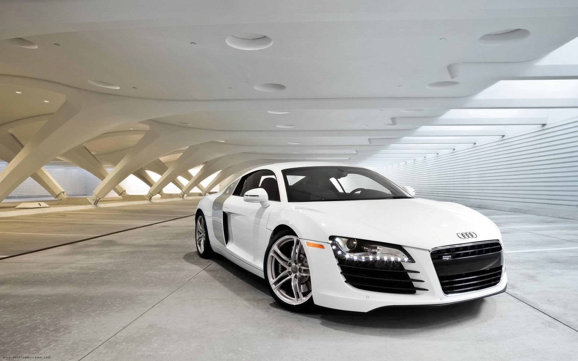 Attirant Nice Sports Car White Audi Gt Wallpaper   Http://69hdwallpapers.com/
