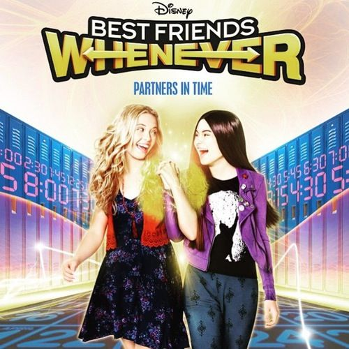 Lauren Taylor Posts the 'Best Friends Whenever' Poster