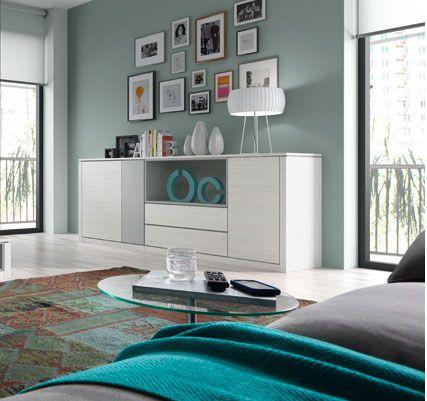 Limpiar muebles lacados en blanco bufet athos de kibuc - Muebles de salon lacados en blanco ...