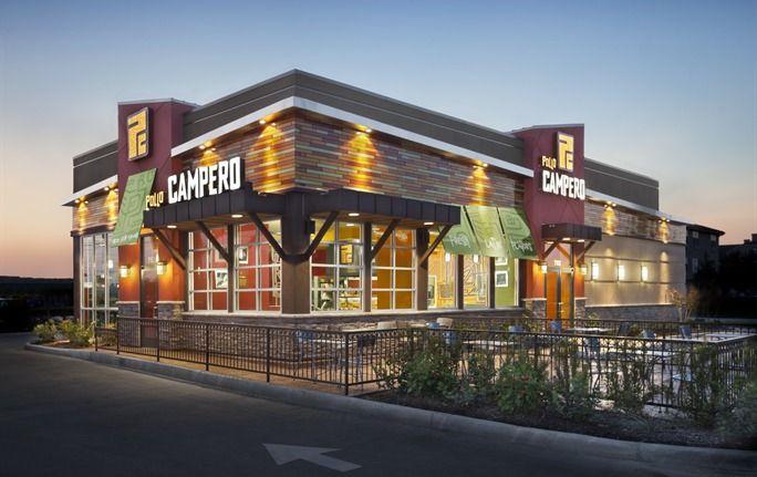 pollo campero restaurant prototype chinese roadside