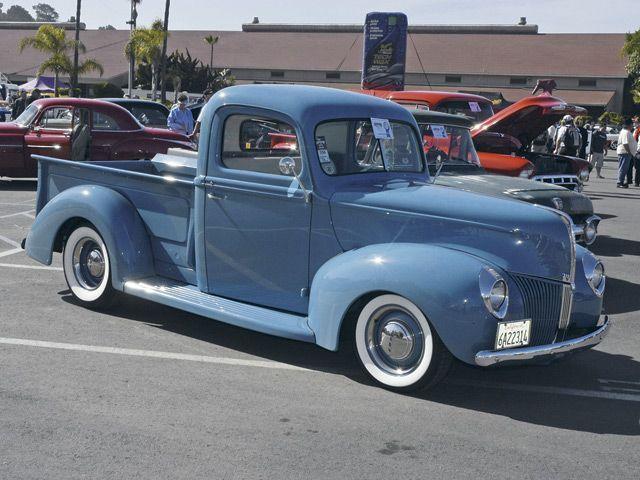 Goodguys Del Mar Auto Show Classic Trucks Magazine Classic