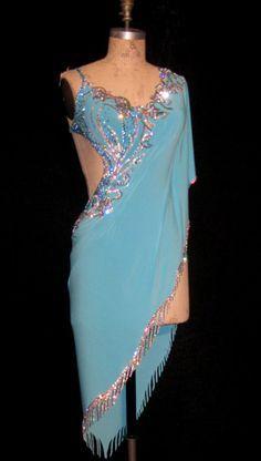 7e0626981c2d Image result for rumba dress | latin ruhák | Latin ballroom dresses ...