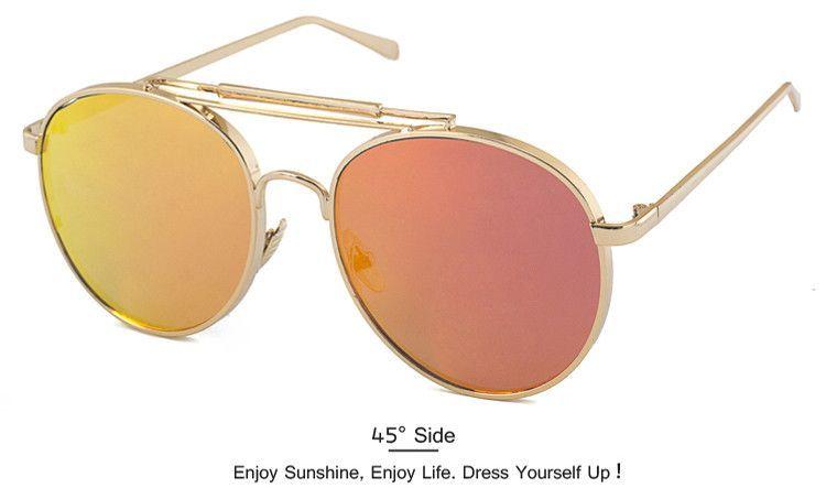 Fashion Newest Popular Sunglasses Women Brand Designer Pilot Sun Glasses Men Gafas Oculos De Sol Feminino Masculino
