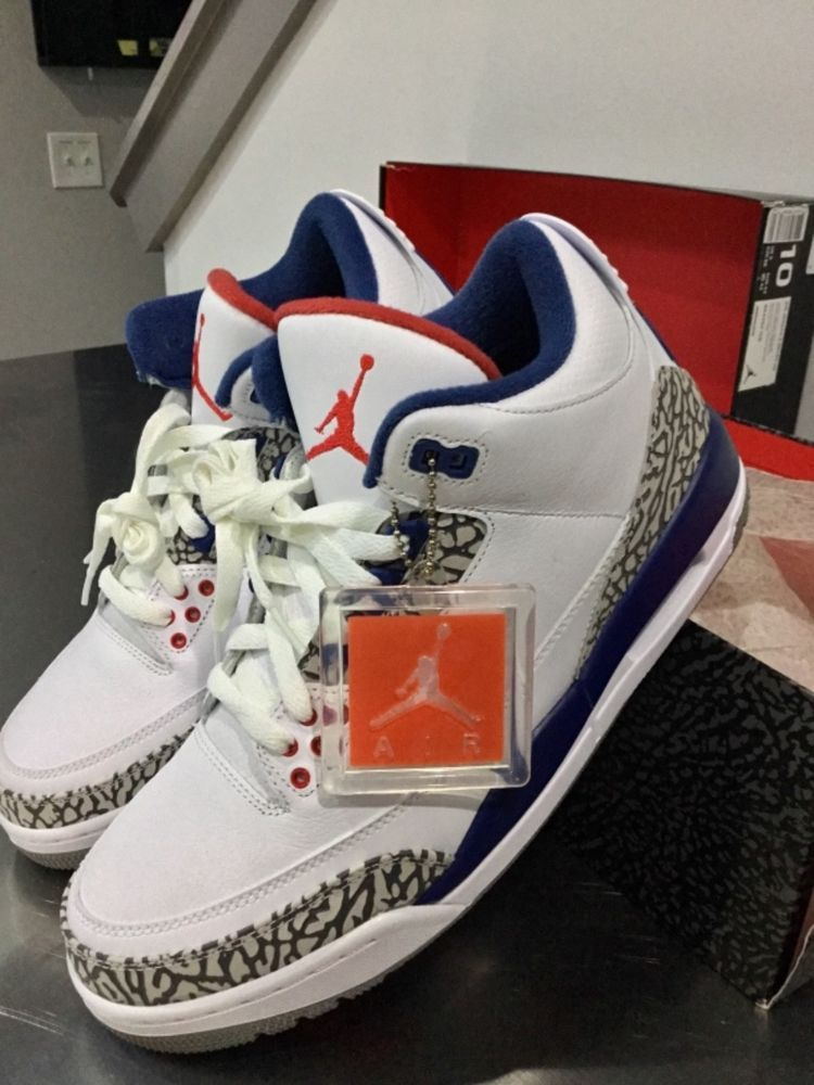 Air Jordan 3 Low III Retro -True Blue 2016 OG Mens Size 10 FREE SHIPPING   fashion  clothing  shoes  accessories  mensshoes  athleticshoes (ebay link) 8d0144173