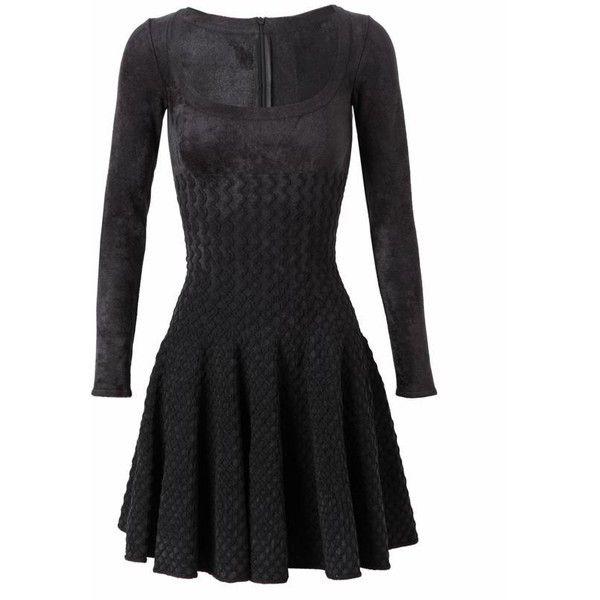 Browns fashion & designer clothes & clothing | AZZEDINE ALAÏA |... via Polyvore