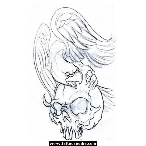 Eagle Tattoos 068 Jpg 480 480 Skulls Drawing Eagle Drawing Eagle Tattoos
