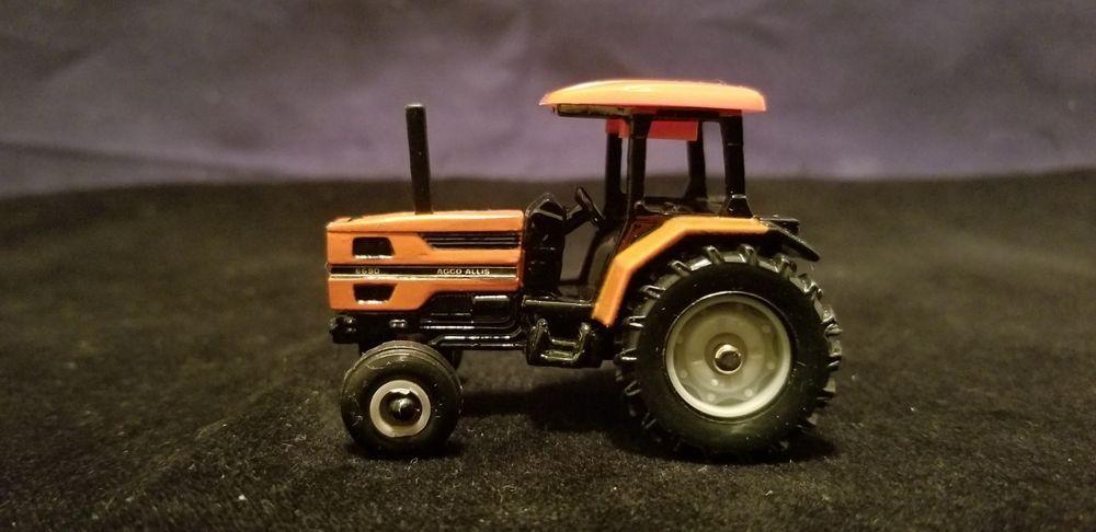 Loose 1 64 Scale Ertl Diecast Die Cast Cab Over Agco Allis 6690 Tractor Farm Toy Ertl Agcoallis Farm Toys Ertl Farm Tractor