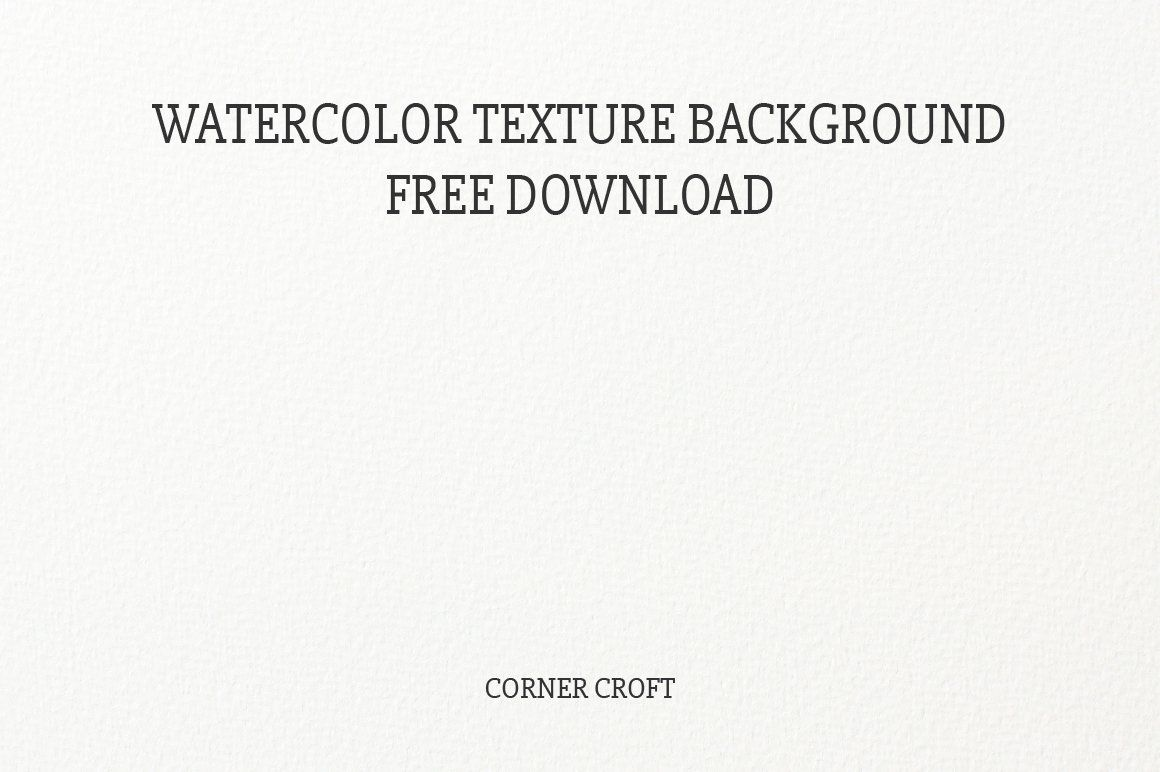 Free Download Watercolour Textured Background Digital