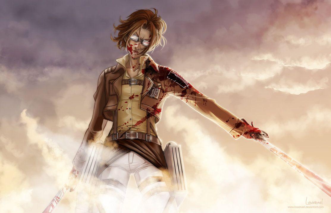 Shingeki No Kyojin Five Facts You Didn T Know Hange Zoe Attack On Titan Anime Attack On Titan Art Attack On Titan