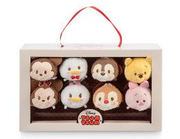 Valentines Chocolate Box Tsum Tsum Set Featured