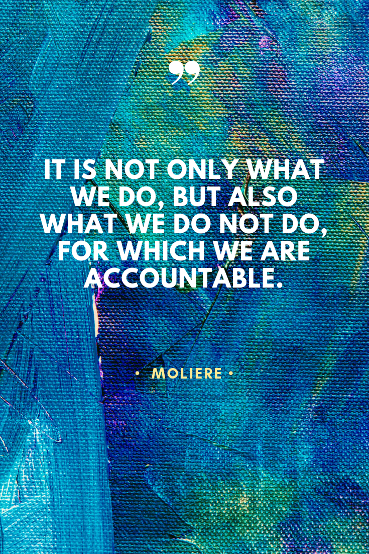 9 Accountability Quotes to Inspire Action — The Growth Architect